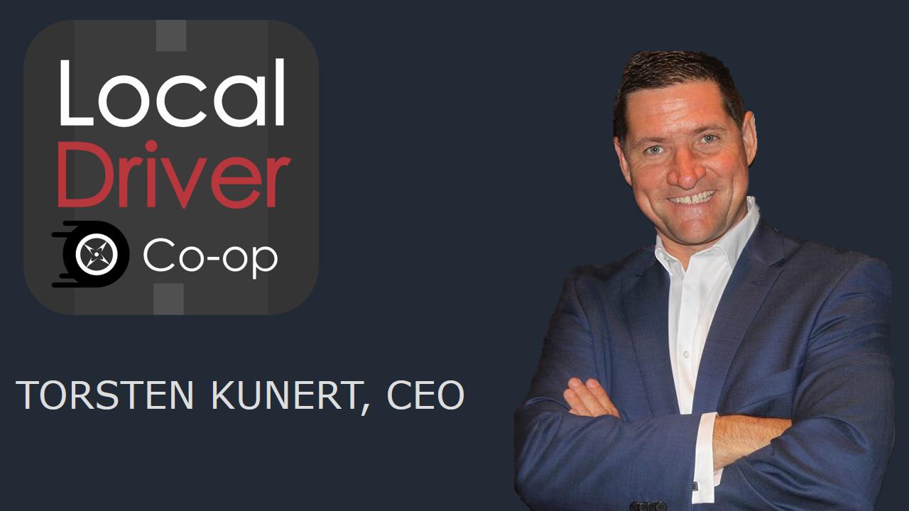 Torsten Kunert, CEO of Local Driver Co-op